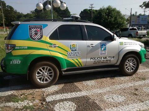 5 veículos SW4 foram entregues  pelo governo a cidades da Grande Teresina