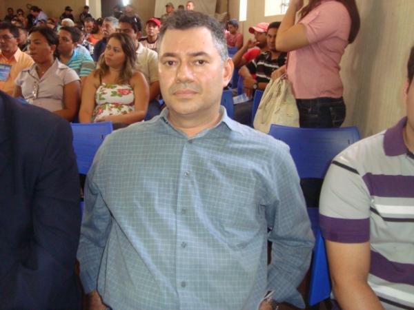 Juiz Lirton Nogueira condenou o vereador José Luiz a 1 ano e 9 meses de prisão