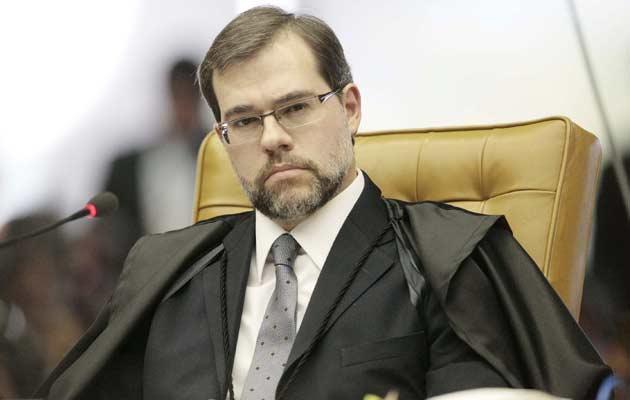 Presidente do TSE, Dias Toffoli negou recurso do vereador José Luiz, no TSE