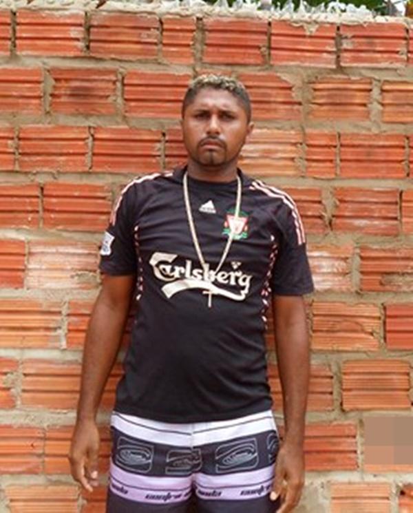 Robson é acusado de assassinar o jovem José de Ribamar na Barragem do Bezerro