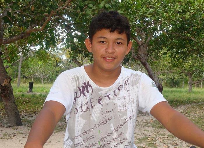 Francisco Felipe tinha apenas 20 ano de idade