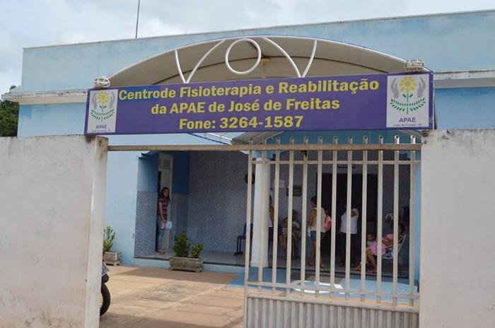 Arquivo: Apae/José de Freitas-PI