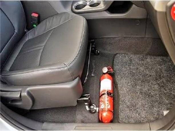 O uso de extintor em carros deixa de ser obrigatório