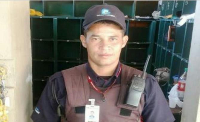 Mario Dantas dos Santos tinha 36 anos