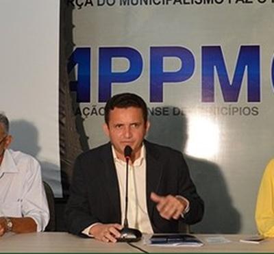 Presidente da Associação Piauiense de Municípios (APPM), Arinaldo Leal