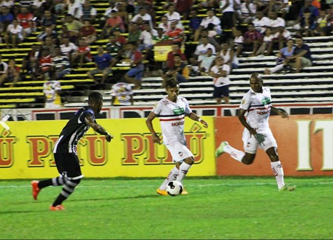 River vence e respira um pouco na Copa Nordeste