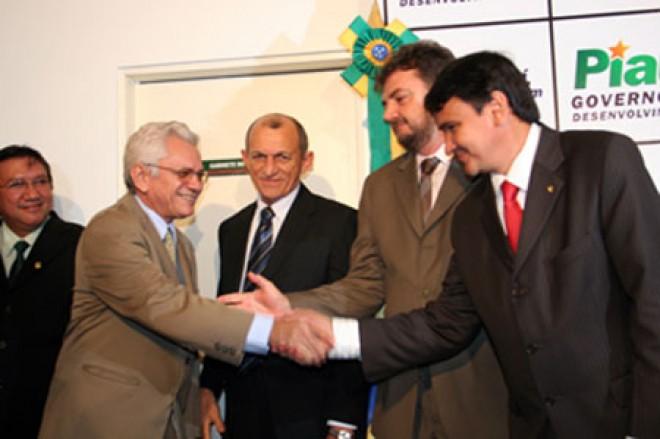 Paes Landim foi nomeado por WD desembargador do TJ-PI em 2008