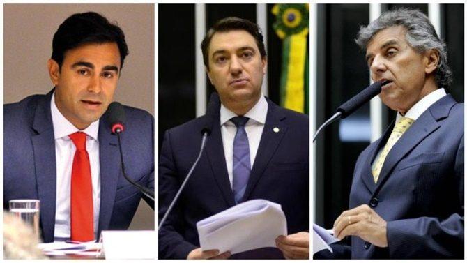 Felipe Burnier, Giacobo e Mansur, todos respondem a processos pelos mais diversos crimes
