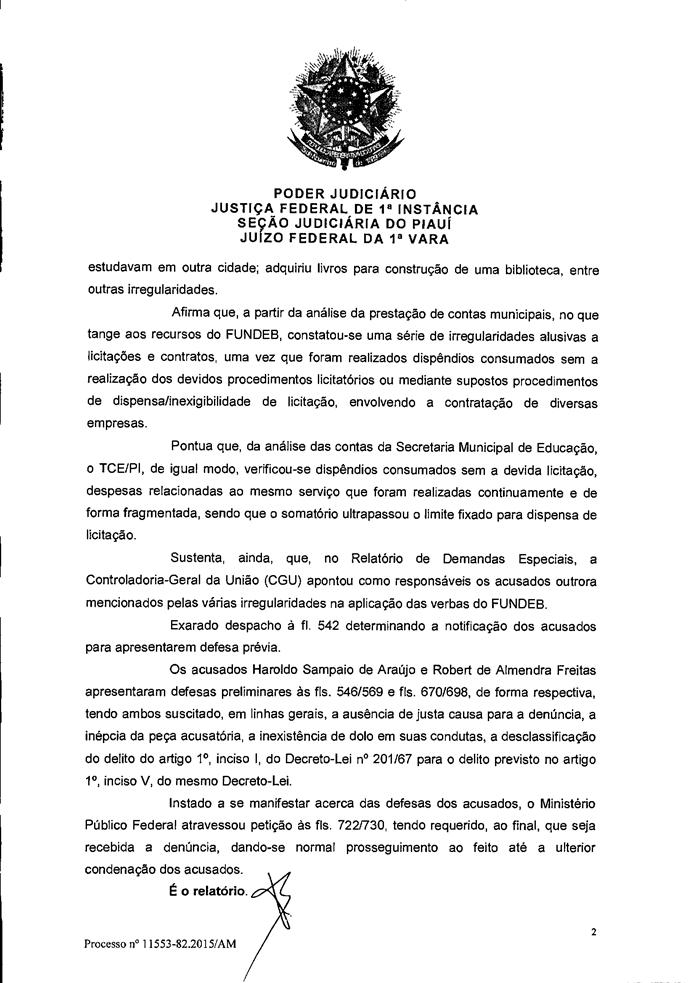 denncia contra robert  2