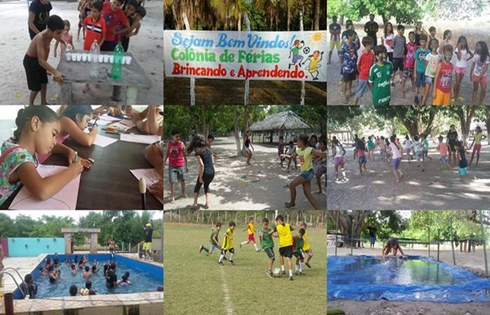 Este é o segundo ano do projeto (Imagens: Chaguinha Sousa)