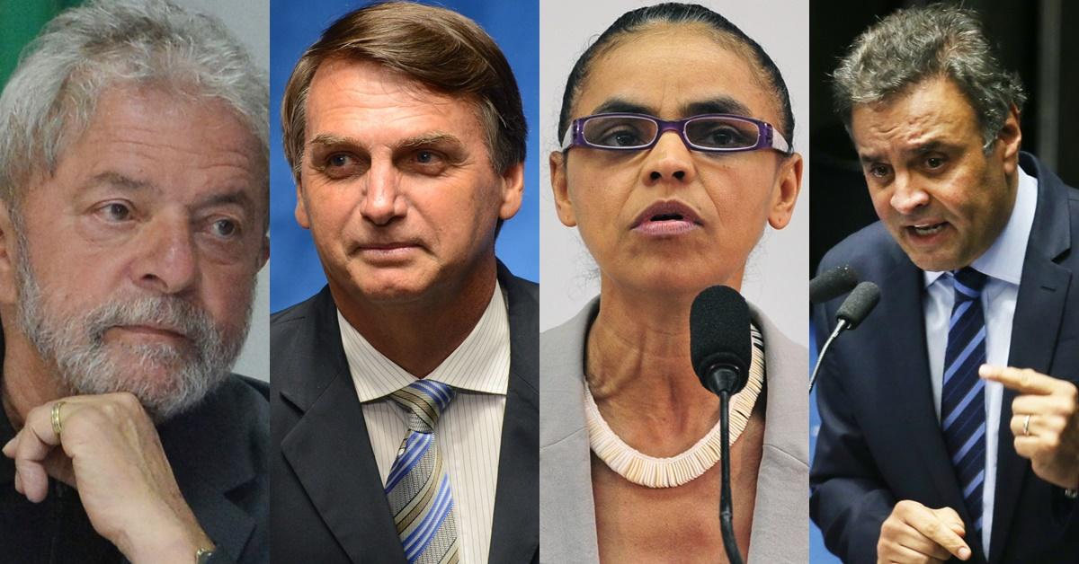 Corrida presidencial: Lula lidera e Bolsonaro chega a 2º lugar, diz Datafolha