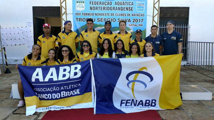Piauí fatura mais de 40 medalhas na Copa Nordeste de Natação