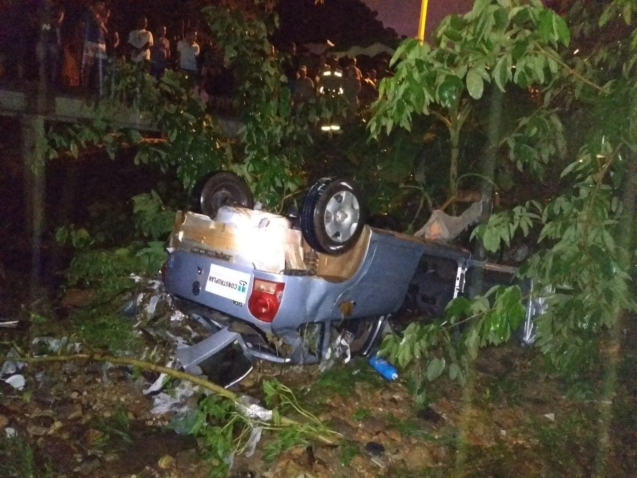 Freitense morre após carro ser arrastado em correnteza; Veja detalhes!