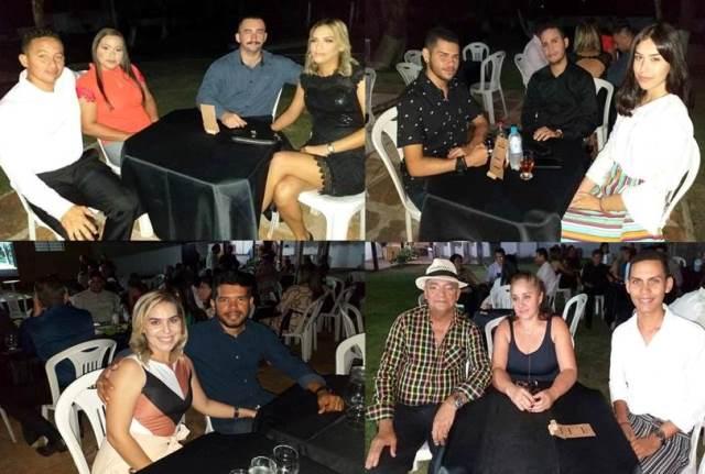 Personalidades de Destaques são homenageadas durante o I Baile das Celebridades em José de Freitas